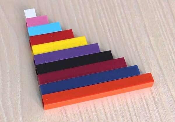 Инструкция цветные счетные палочки