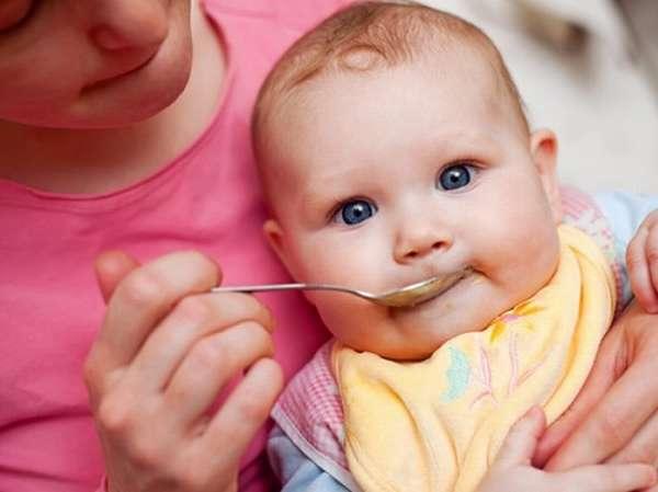 вводим рыбу в прикорм ребенку