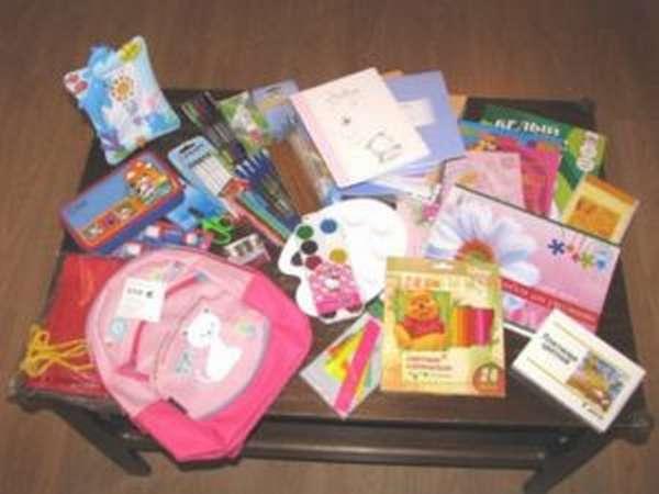 помощь многодетным семьям для первоклассников
