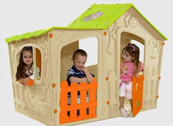 детские игровые домики-1