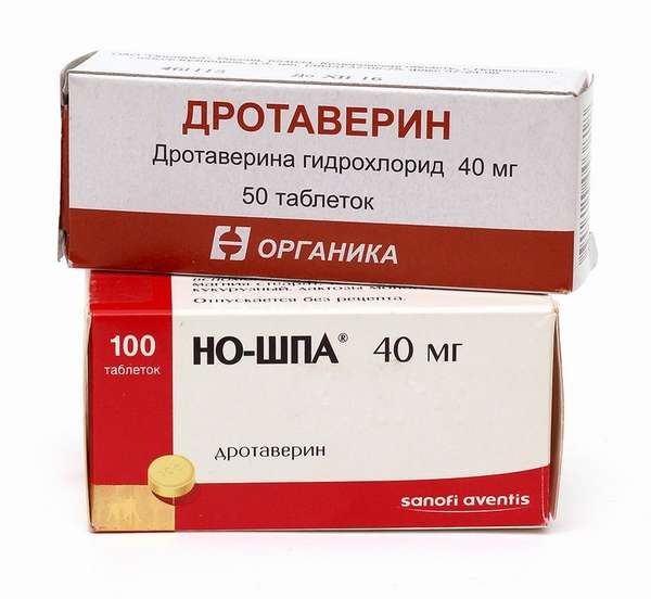 Если беременную беспокоят головные боли или спазмы в матке, в таком случае следует принимать Дротаверин
