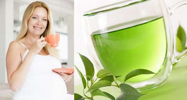 Зелёный чай при беременности хоть и разрешен к употреблению, все же должен женщиной «лимитироваться»