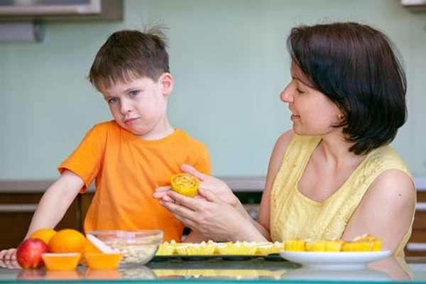 формирование правильных пищевых привычек у детей