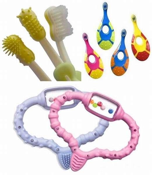 детские щетки для зубов