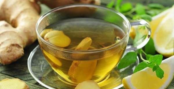 Чай с имбирем необходимо готовить правильно