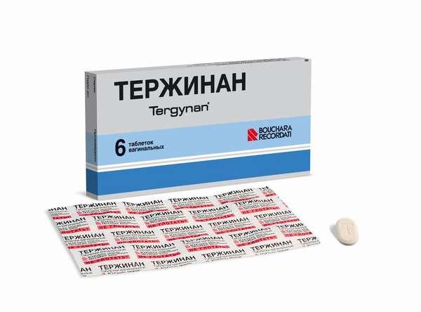 Тержинан - более дешевый аналог Флуомизина