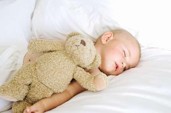 Что необходимо знать о сне младенца?
