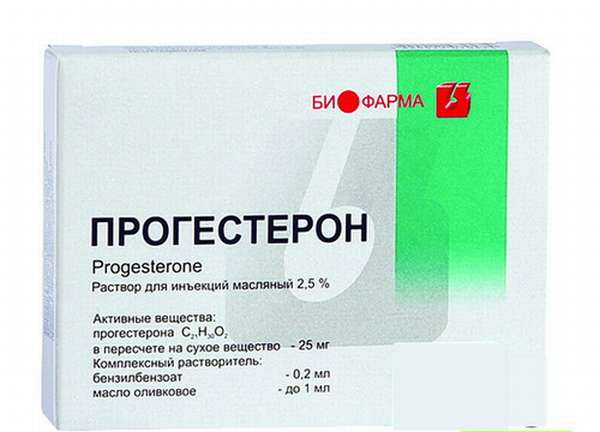 При беременности очень важным является гормон прогестерон