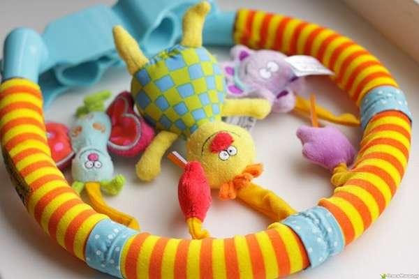 игрушки на рождение