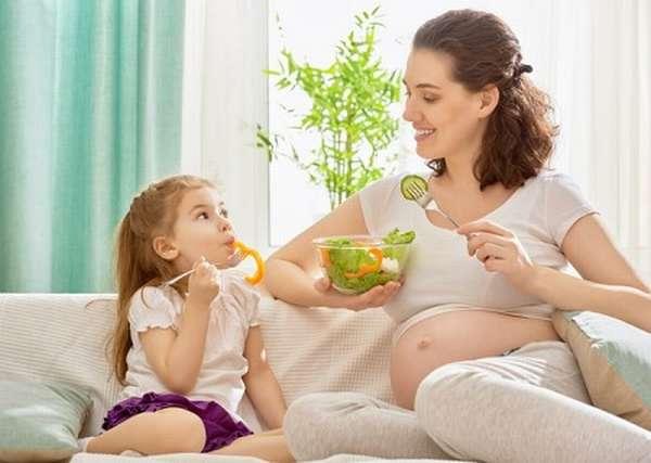 диета для зачатия девочки