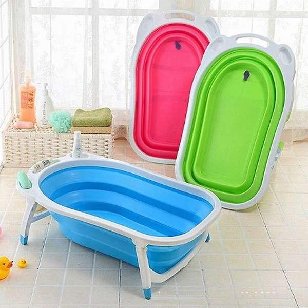 складная ванночка для купания