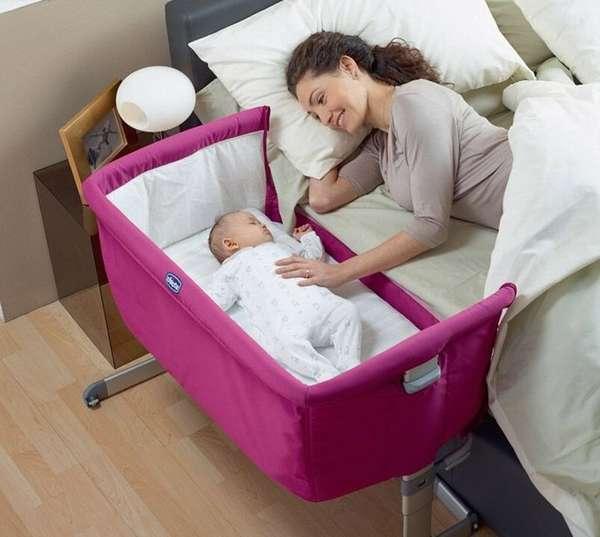 Научите ребенка спать в собственной постели