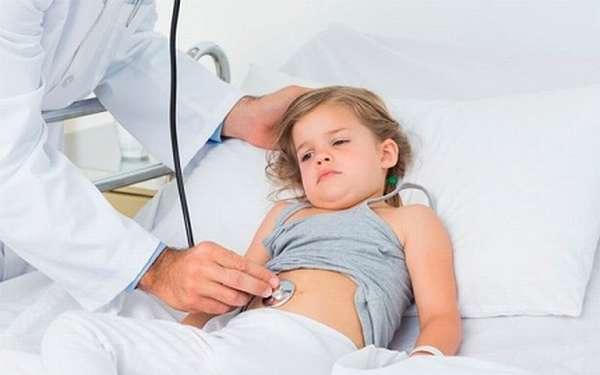 диагностика запора у ребенка