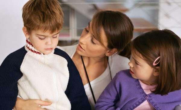 Кризис у дошкольников и детей младшего школьного возраста