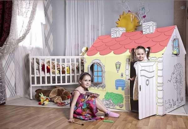 детские домики для девочек