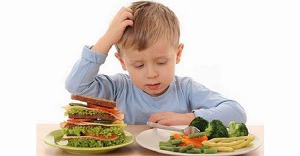 Диета при запоре у ребенка