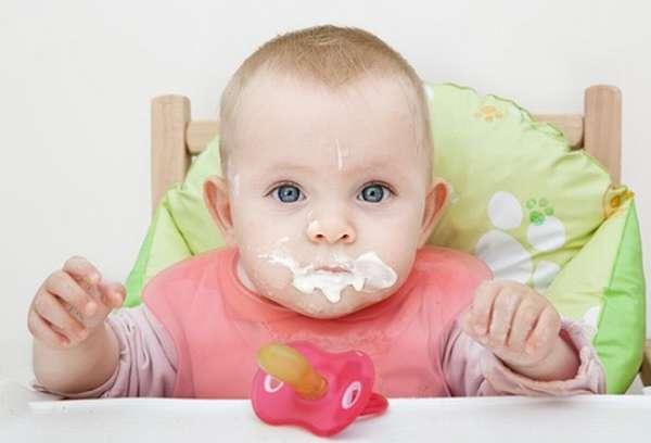 молочные продукты в прикорме ребенка