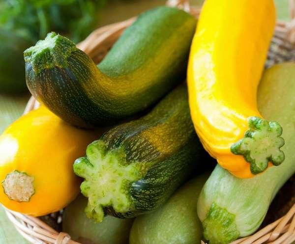 Семечки кабачков содержат много витаминов и минералов