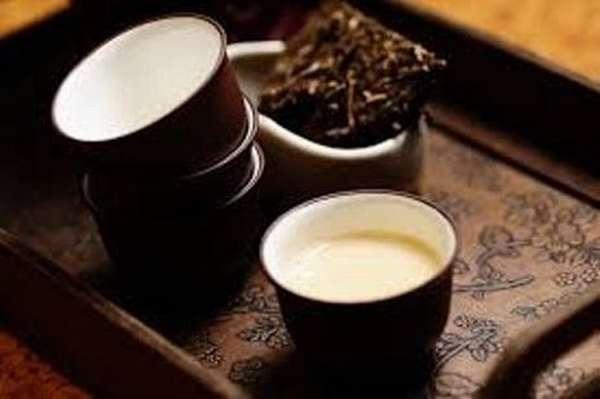калмыкский чай