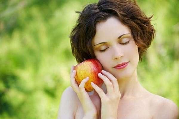 влияние овощей и фруктов на кожу