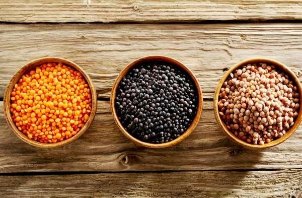 Из чечевицы можно готовить как кашу, пюре, так и любого рода гарнир