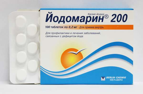 Перед тем как принимать Йодомарин, лучше сперва ознакомиться с инструкцией к препарату