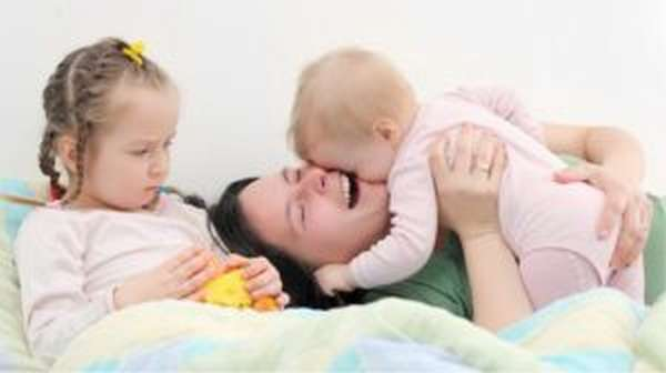 пособие по уходу за вторым ребенком