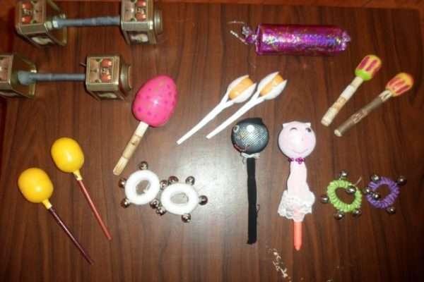 Музыкальные инструменты, сделанные своими руками