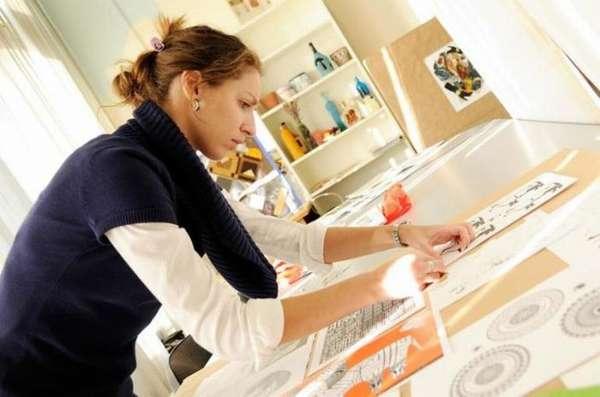 Профессия дизайнера для молодой мамы