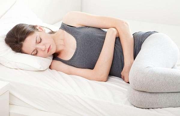 Если при беременности случается кровотечение, то нужно немедленно обратиться к врачу