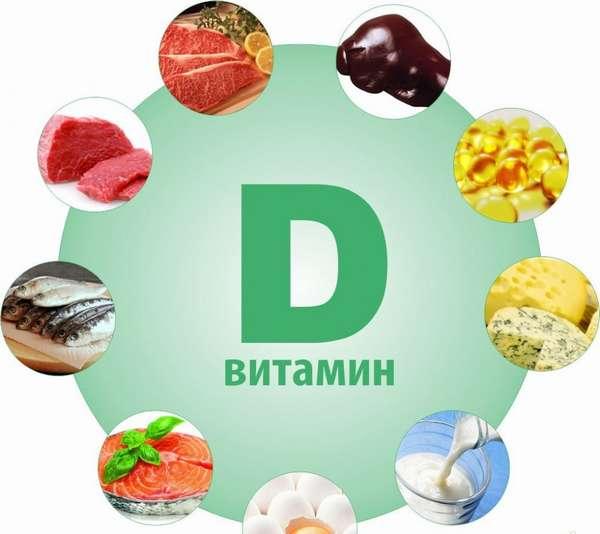 Витамин Д содержится во многих продуктах, включая морские продукты и куриные яйца