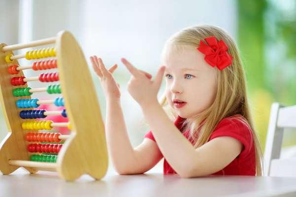 Как быстро научить ребенка считать