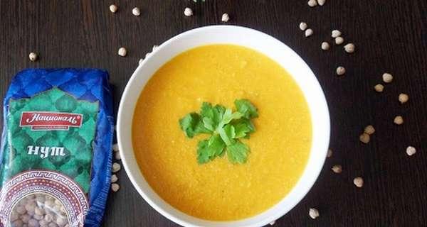 нутовый суп пюре
