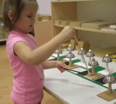 Экспериментирование с колокольчиками