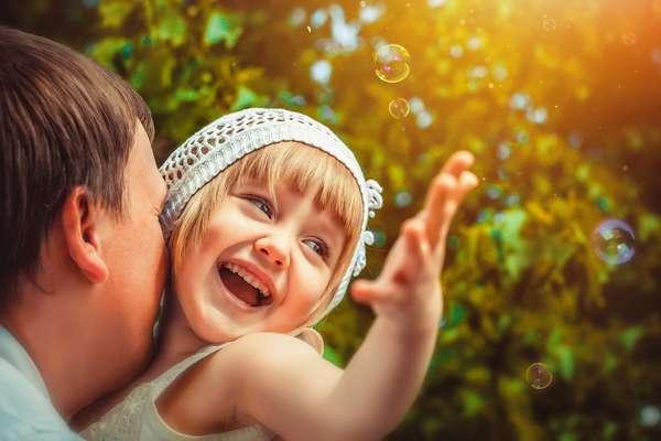 При ребенка не следует ругаться и выяснять отношения