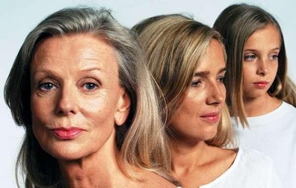 влияние генетики на старение кожи