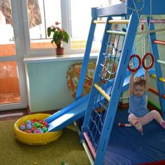 спортивные комплексы для малышей