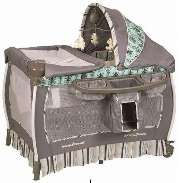 манеж Baby Trend Dakota