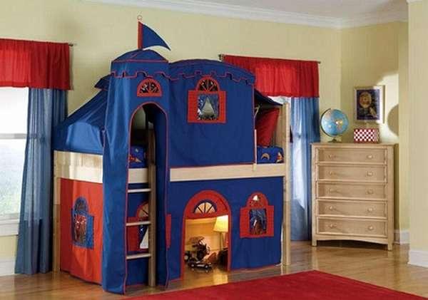 детские домики для мальчиков