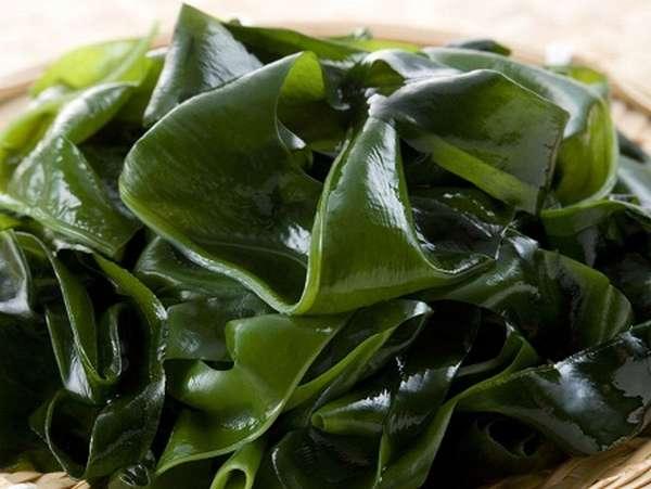 Морскую капусту можно купить в рыбном магазине или в супермаркете