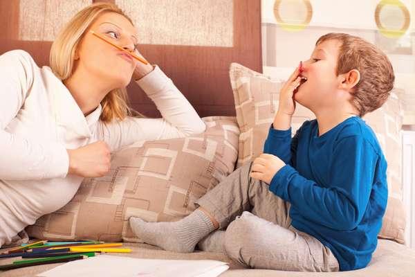 Каждый ребенок хочет, чтобы ему уделяли время родители