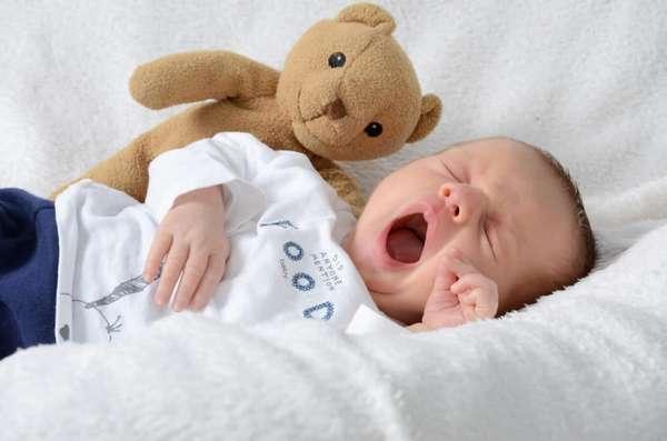 Проблемы со сном у детей