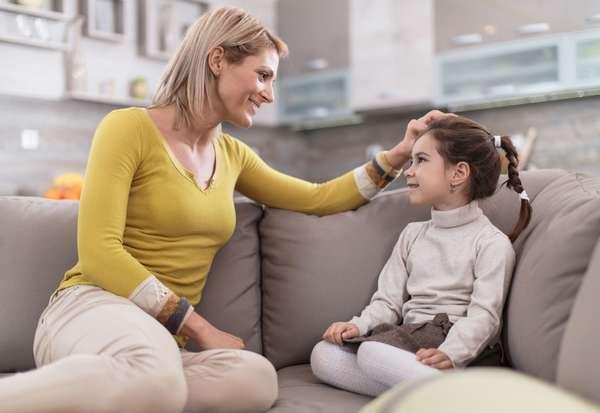 Крик на ребенка – не выход