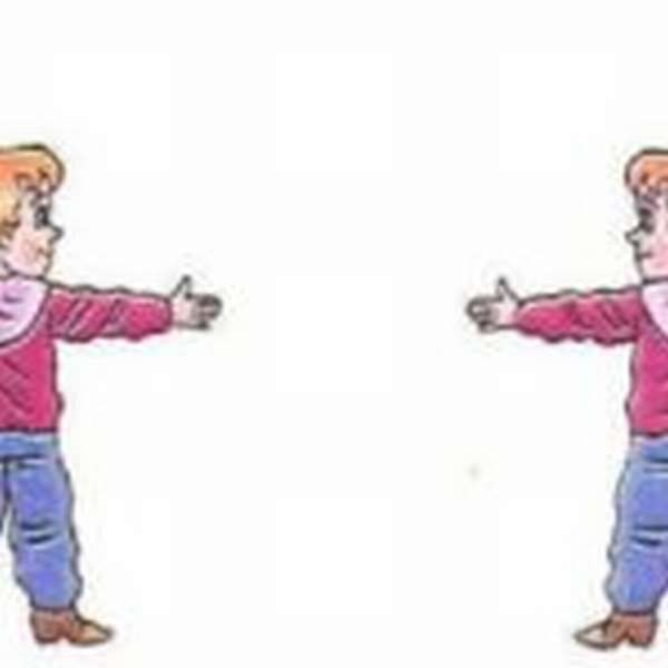 Правая и левая рука