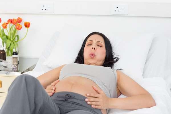 Беременность считается нормальной,когда малыш вынашивается примерно 40 недель