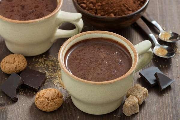 Состав какао очень богат и разнообразен