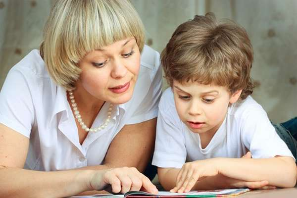 бабушка или няня для ребенка