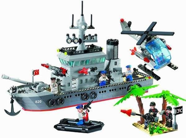 конструктор корабль