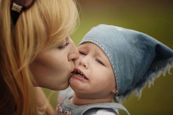 Причины плача у малышей