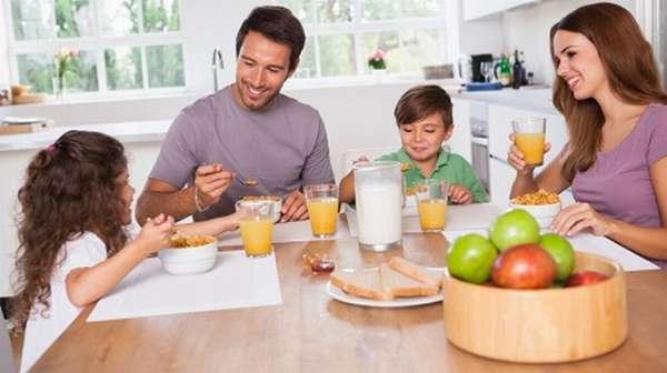 формирование пищевых привычек у детей